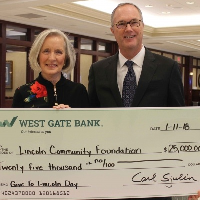 Community | West Gate Bank